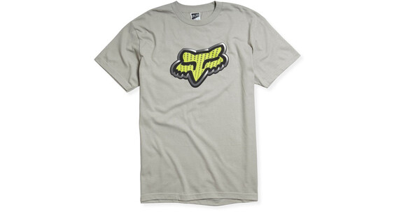 Fox Lunatech s/s Tee grey